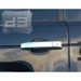 ABS Chrome SMOOTH Door Handle Covers TEAKA-98111