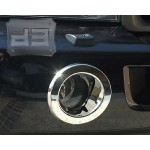 ABS Chrome Fog Light Bezels TEAKA-99103