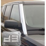 ABS Chrome Front Window Pillar Covers TEAKA-99104