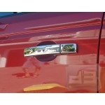 ABS Chrome SMOOTH Door Handle Covers TEAKA-99112