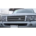 All Chrome L322 Style Replacement Grill TEAKA-99868