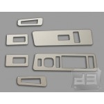 SUV/SUT Billet Aluminum Door Switch Plates TEAKA-H2-1123