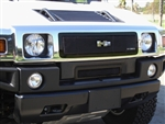 2008-2009 Hummer H2 - Upper Class Mesh Grille TR-51295, TR-54295
