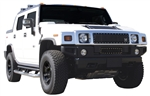 2003-2007 Hummer H2 - X-METAL Series - Studded Main Grille TR-6712901