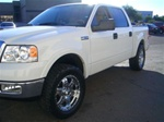 2004-2008 Ford F150 Leveling Kit by Truxxx