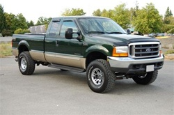 1999-2004 Ford F250/350 Leveling Kit by Truxxx