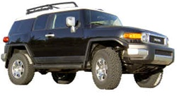 "Toyota FJ Cruiser 3"" Lift Kit  by Truxxx"