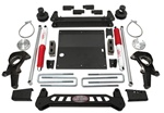 "2007 Chevy/GMC K1500 Silverado 4x4 - 4"" Suspension Lift Kit (3 piece sub frame)"