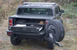 Hummer H2 SUT Vault Storage System Full Size by Truck Vault