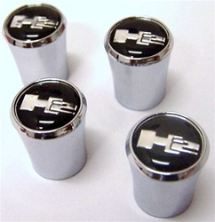 Hummer H2 Valve Stem Caps (set of 4)
