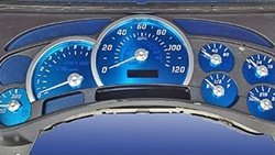 H2/SUT Aqua Gauge Kit by US Speedo