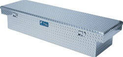 Single Lid Diamond Plate Tool Box by UWS