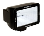 "5710 Tungsten Series 5"" x 7"" Black Halogen Lamp by Vision X"