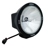 "6504 Series 6.7"" Black Halogen Lamp by Vision X"