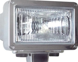 "5750 Series 5"" x 7"" Chrome 50 Watt HID Lamp by Vision X"
