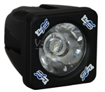 "Solstice Solo S1100 2"" x 2"" Square LED Light - by Vision X"