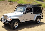 Wild Boar Jeep Wrangler TJ Unlimited 2 Door Squareback Rack System 04-06