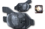 99-04 Ford F250 Halo Projector Fog Light (Smoke) by Winjet