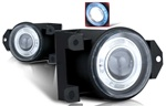 00-05 GMC Yukon Halo Projector Fog Light (Clear) by Winjet