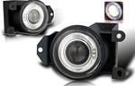 00-05 GMC Yukon Halo Projector Fog Light (Smoke) by Winjet
