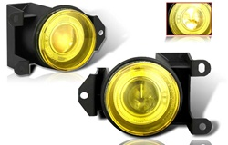 00-05 GMC Yukon Halo Projector Fog Light (Yellow) by Winjet