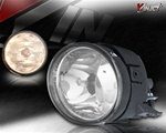04-05 Nissan Titan Halo Projector Fog Light (Smoke)