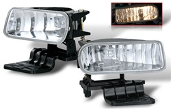 99-02 Chevy Silverado OEM Fog Light