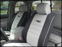Toyota Tacoma Seat Covers by WetOkole