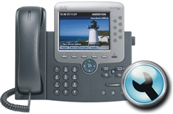 Repair and Remanufacture of Cisco 7975G IP Phone