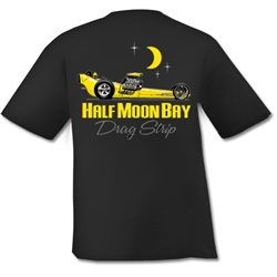 Half Moon Bay Drag Strip T-Shirt
