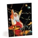 Greeting Cards 'Drummer Santa'