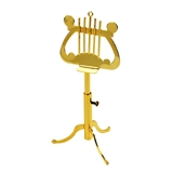Miniature Brass Music Stand