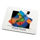 Personalized Illustrated Arts Mouse Pad
