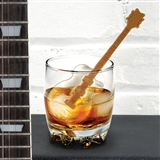 Guitar Ice Cube Tray and Stir Sticks