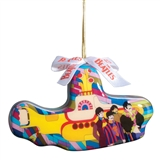 Beatles Yellow Submarine Ornament