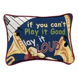 Play it Loud Pillow