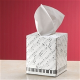 Soft Sonata Sheet Music Tissue Box