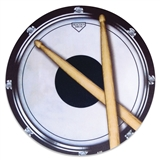 Drum Practice / Mouse Pad