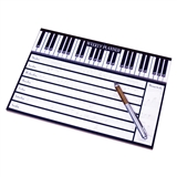 Piano Weekly Planner