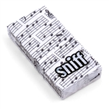 Music Notes Pocket Pack Tissues