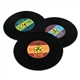 Silicone Hot Hits 45 Record Trivet