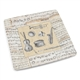 Musical Serenade Square Dinner Paper Plates