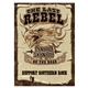 Lynyrd Skynyrd The Last Rebel Textile Poster