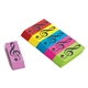 Treble Clef Wedge Eraser