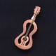 Copper Guitar Pin