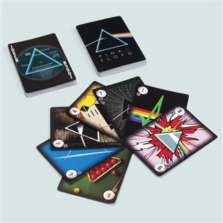 Pink Floyd Dark Side of the Moon Playing Cards
