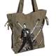 Elvis Presley Jailhouse Rock Canvas Drawstring Carryall