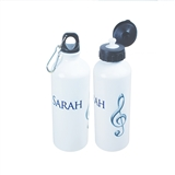 Personalized Instrument Water Bottle