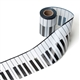 Piano Keyboard Decorative Border/Streamer