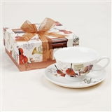 Music Room Cup & Saucer